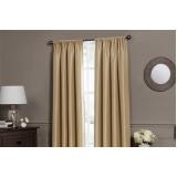 limpeza de cortinas blecaute valor Higienópolis