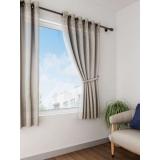 limpeza de cortinas em tecido