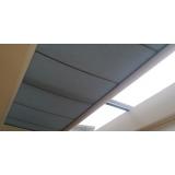 onde fazer conserto cortina teto solar Residencial Quatro