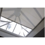 persiana de teto motorizada